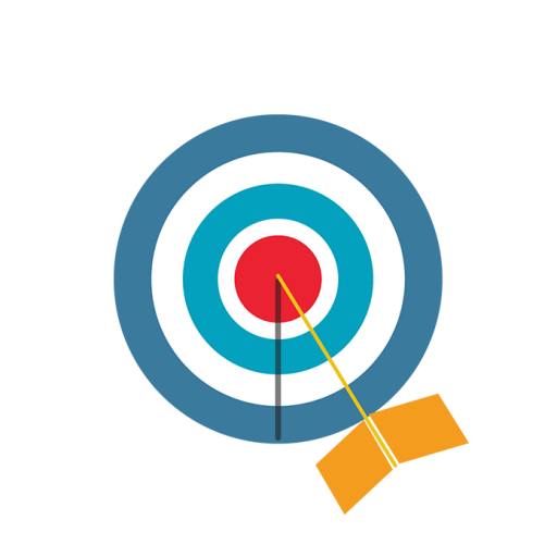 Cropped Dc Target Logo With Paddingpng Data Clique Market